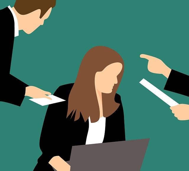 Jak udowodnić mobbing w pracy?