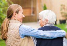 Opiekunka osób starszych